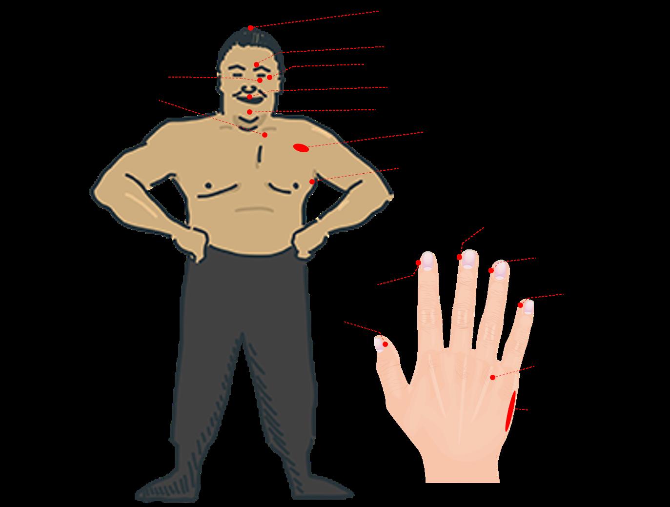 トントントントン♪ 簡単なセルフケア‼TFT(思考場療法) - トラウマ、パニック、うつ、恐怖、依存