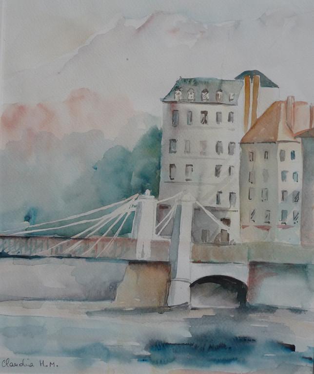 pont saint-laurent - grenoble