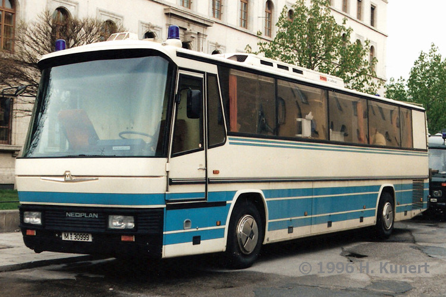Metroliner der Bepo im Jahr 1996