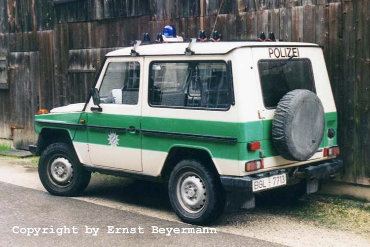 Bemerkenswert das 7000er Kfz-Zeichen von Berchtesgaden.