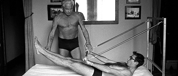 Pilates Basel - Joseph H. Pilates - pilates &motion Basel