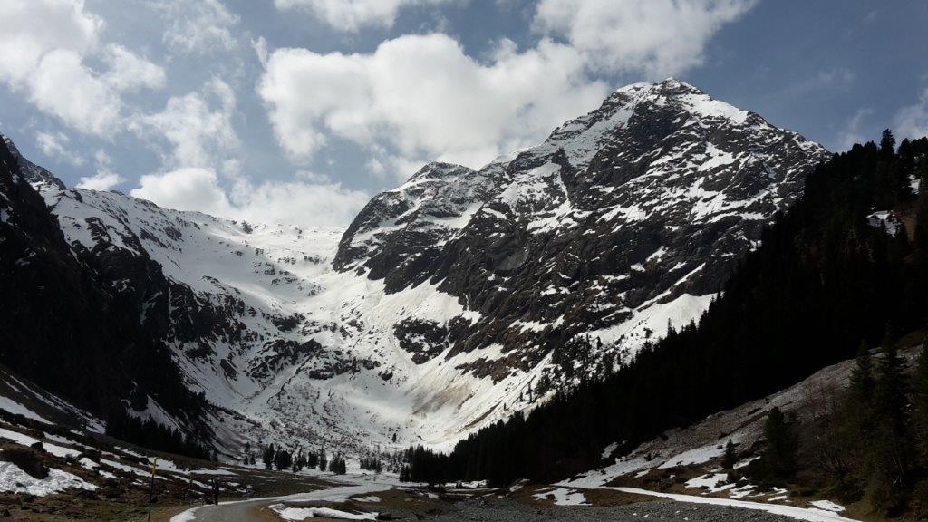 Skitour Lüsener Fernerkogel