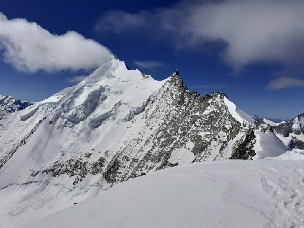 Bishorn 4153m - Walliser Alpen