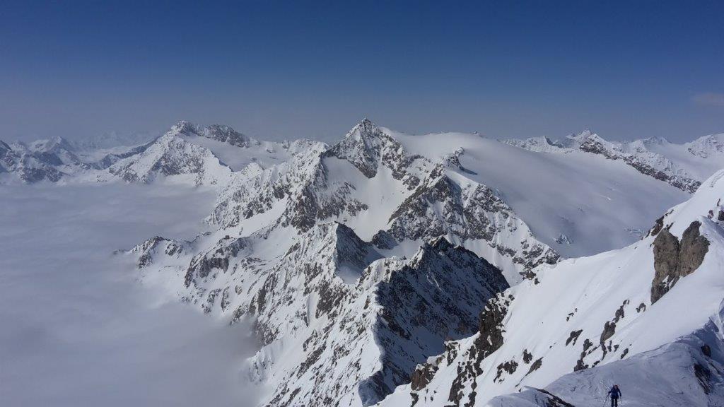Skihochtour Liebener Spitze 3400m