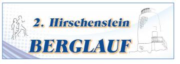2. Hirschenstein Berglauf 2018 - Spendenlauf
