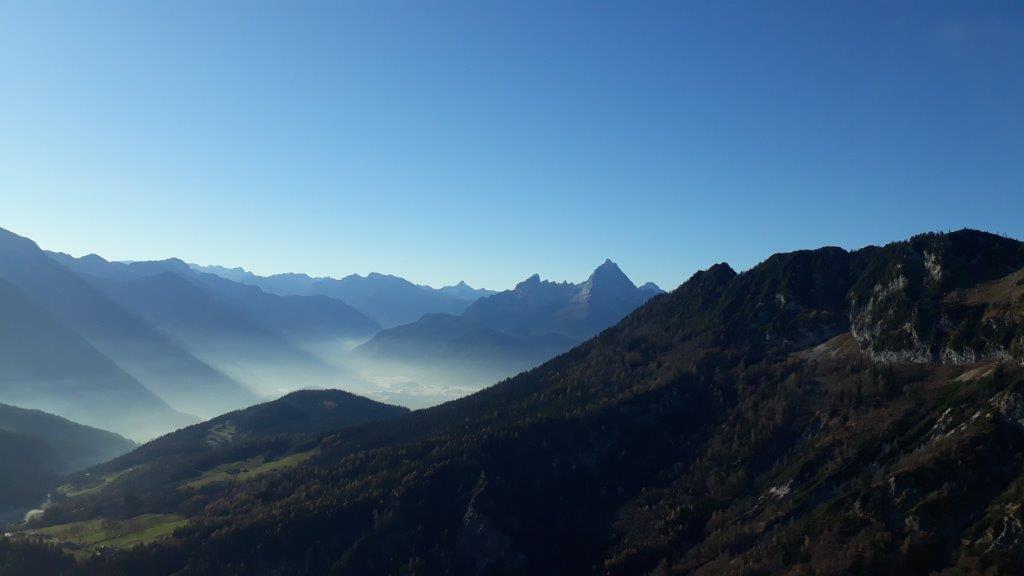 Klettersteig Berchtesgadener Hochthronsteig