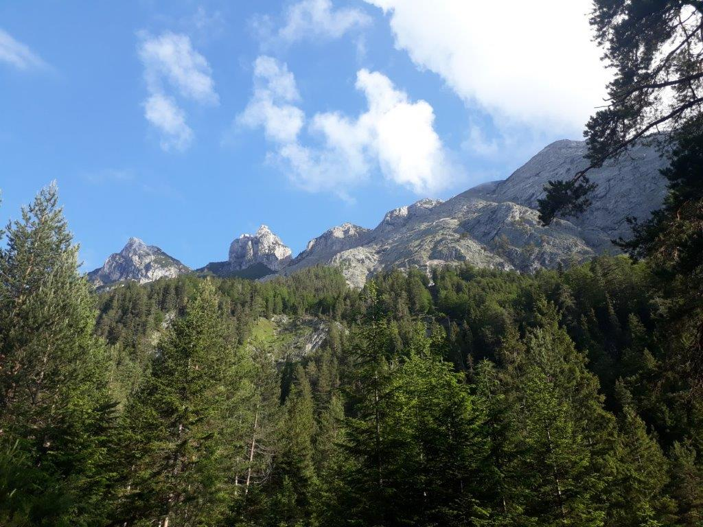 Arnspitzen Überschreitung - Wetterstein Gebirge