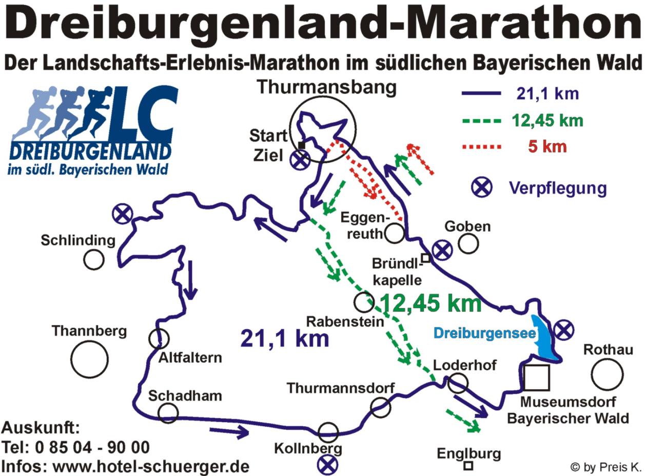 Dreiburgenland Marathon