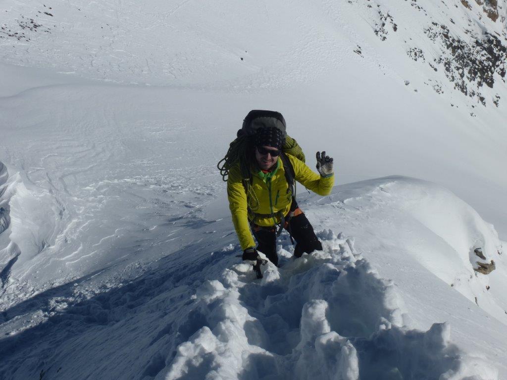 Skitouren um die Pizzini Hütte - Suldenspitze - Schrötterhorn - Monte Cevedale - Zufallspitze