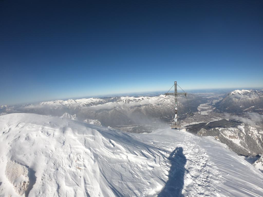 Alpspitze Ostflanke 2628m - Bernadeinkopf 2143m