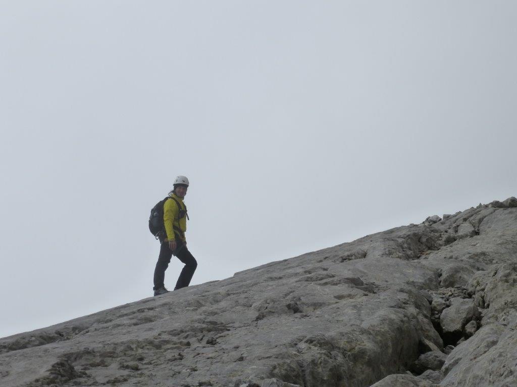 Watzmann Ostwand - Wiederroute