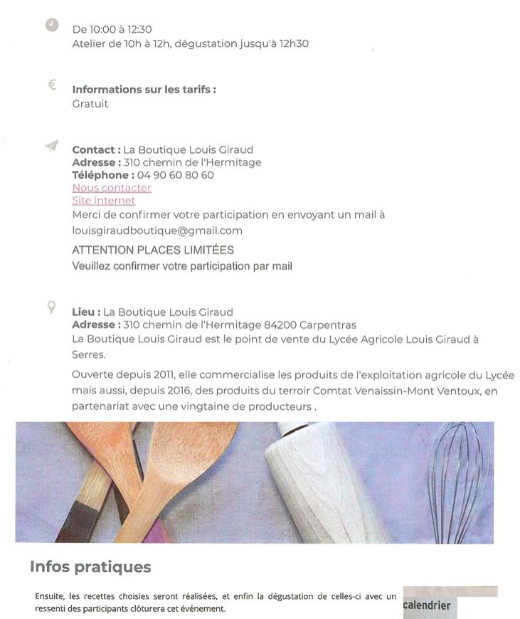 carpentras.fr, le 2 mars 2018