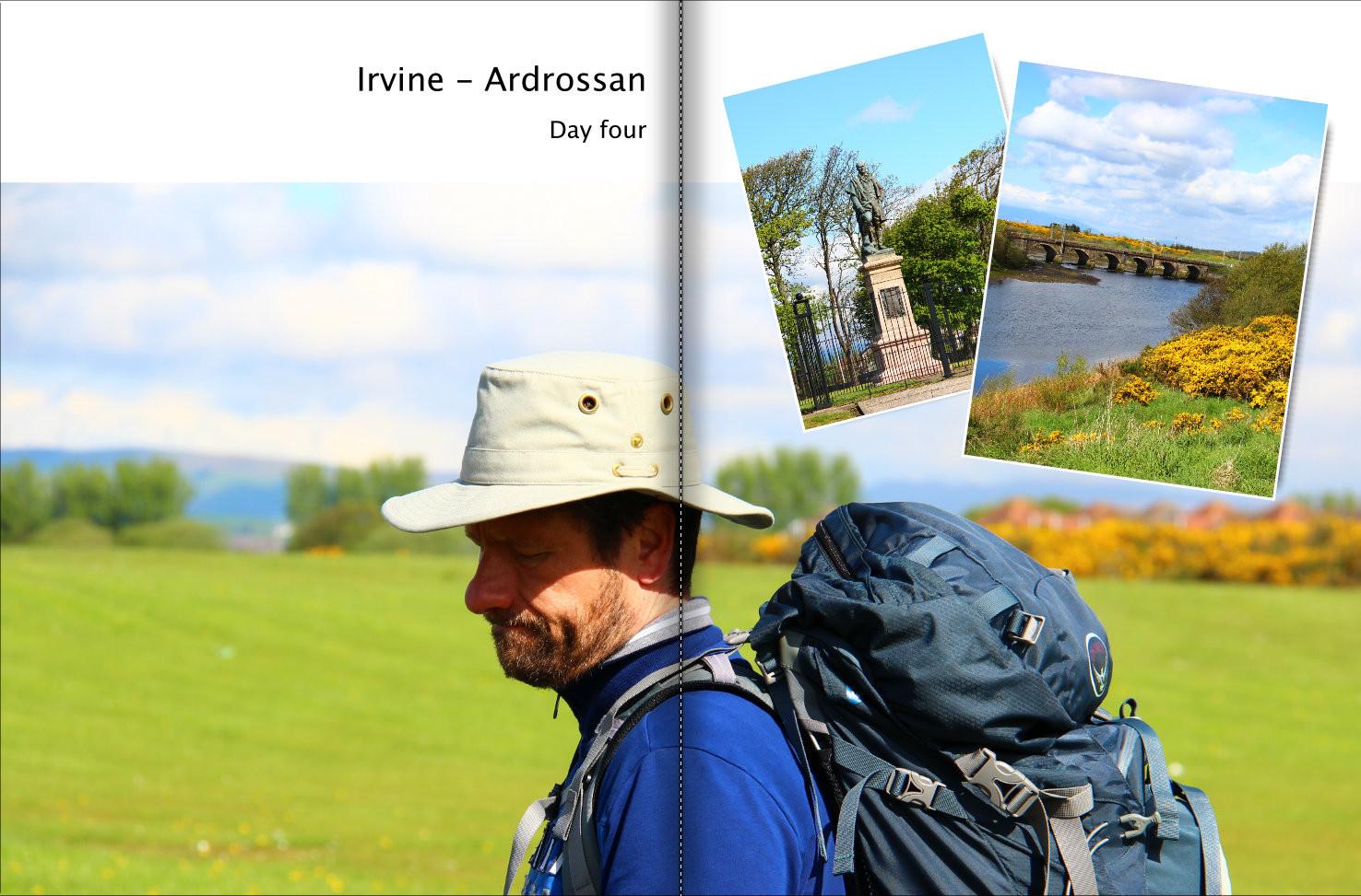 Wanderreisen Wandertouren Schottland - Ayrshire Coastal Path