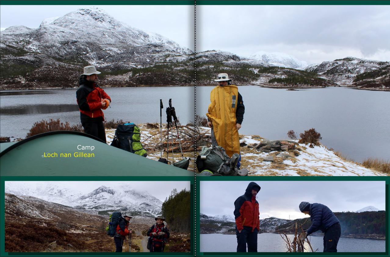 Trekkingtouren Trekkingreisen Schottland- Glen Affric Knoydart Trail
