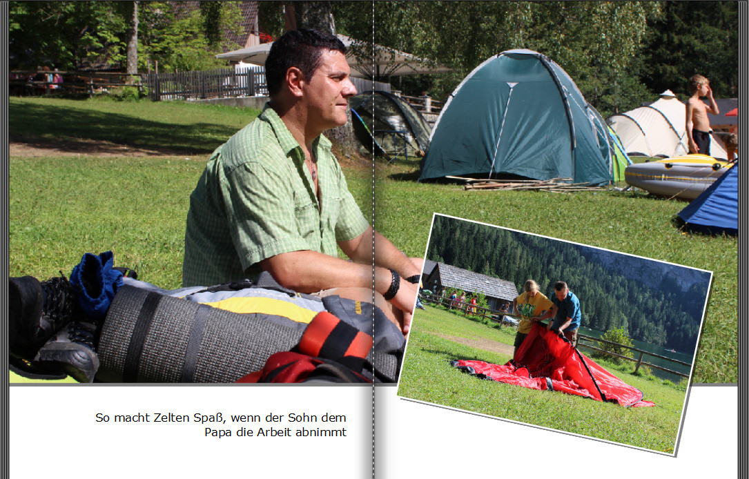 Daddy & Son Adventure Trekking Week - Vater Sohn Urlaub vom Feinsten