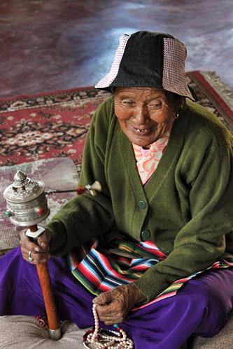 Tibetische Gemeinde