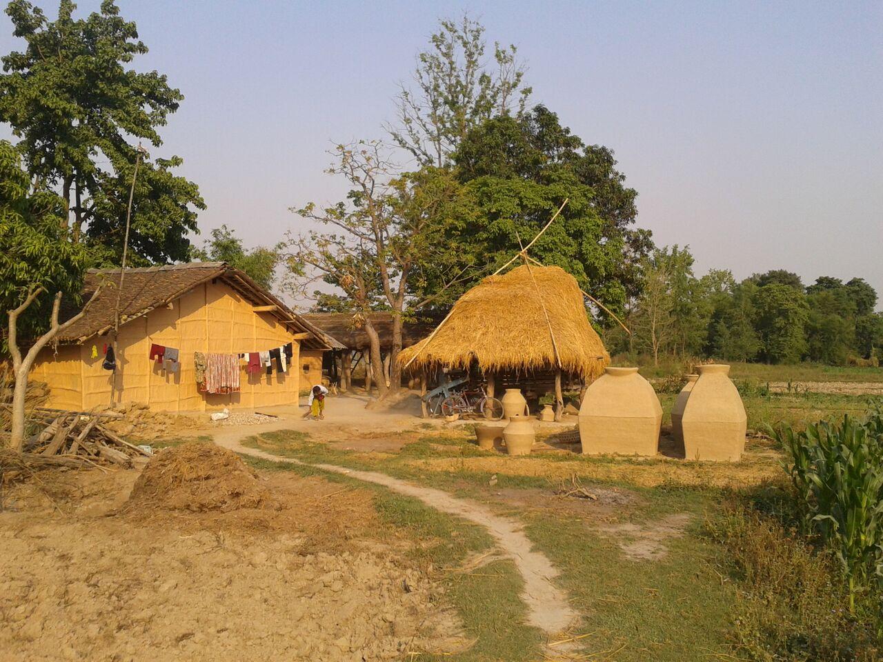 Tharu Dorf