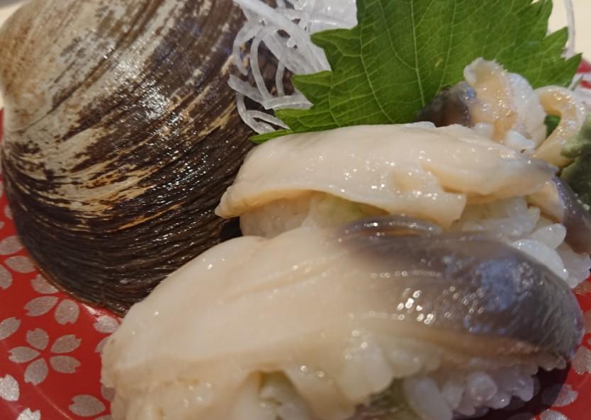 特にほっき貝