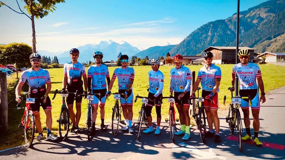 Feuerwehr Rad Meisterschaft in Maishofen/Salzburg 2021