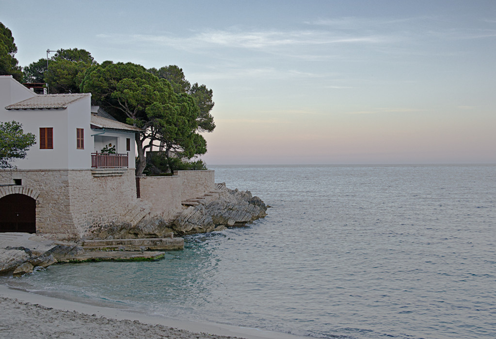 Bucht in Cala Rajada