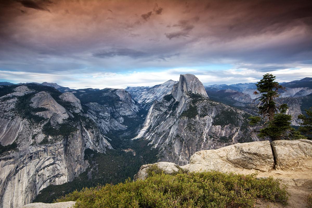 Yosemite Nationalpark, Kalifornien | © Diana Klar [www.fotokueche.com]