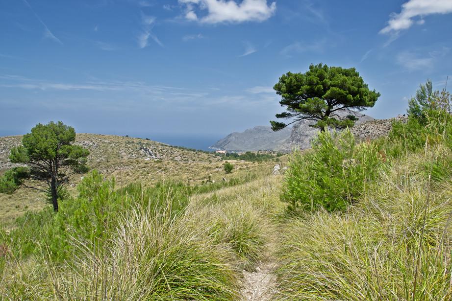 Wanderung auf den Bec de Ferrutx