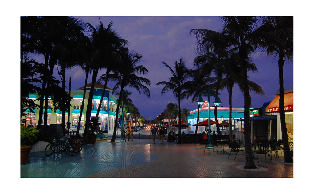 Times Square Fort Myers Beach