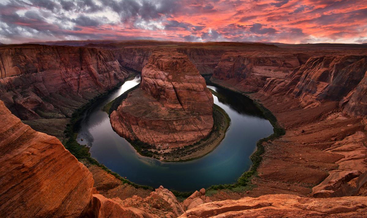 Horseshoe Bend, Arizona | © Diana Klar [www.fotokueche.com]