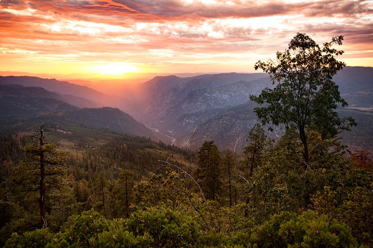 Yosemite Valley, Kalifornien | © Diana Klar [www.fotokueche.com]