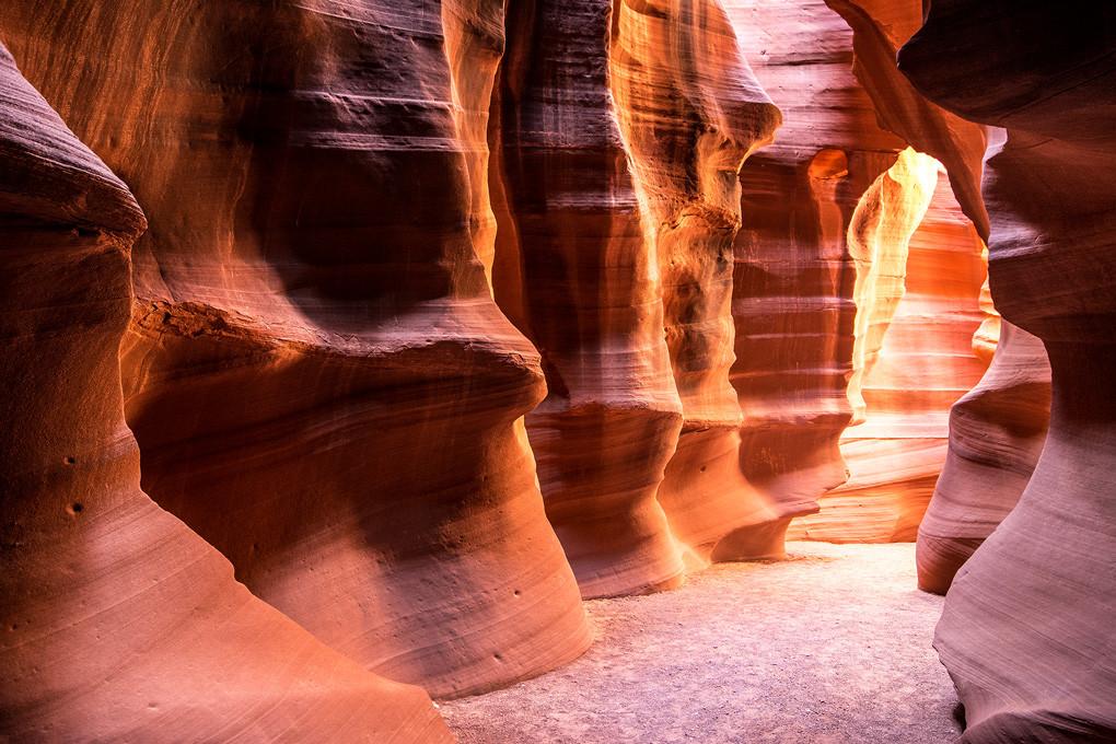Antelope Canyon, Arizona | © Diana Klar [www.fotokueche.com]