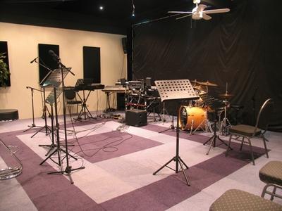 Oefenruimte Studio 13