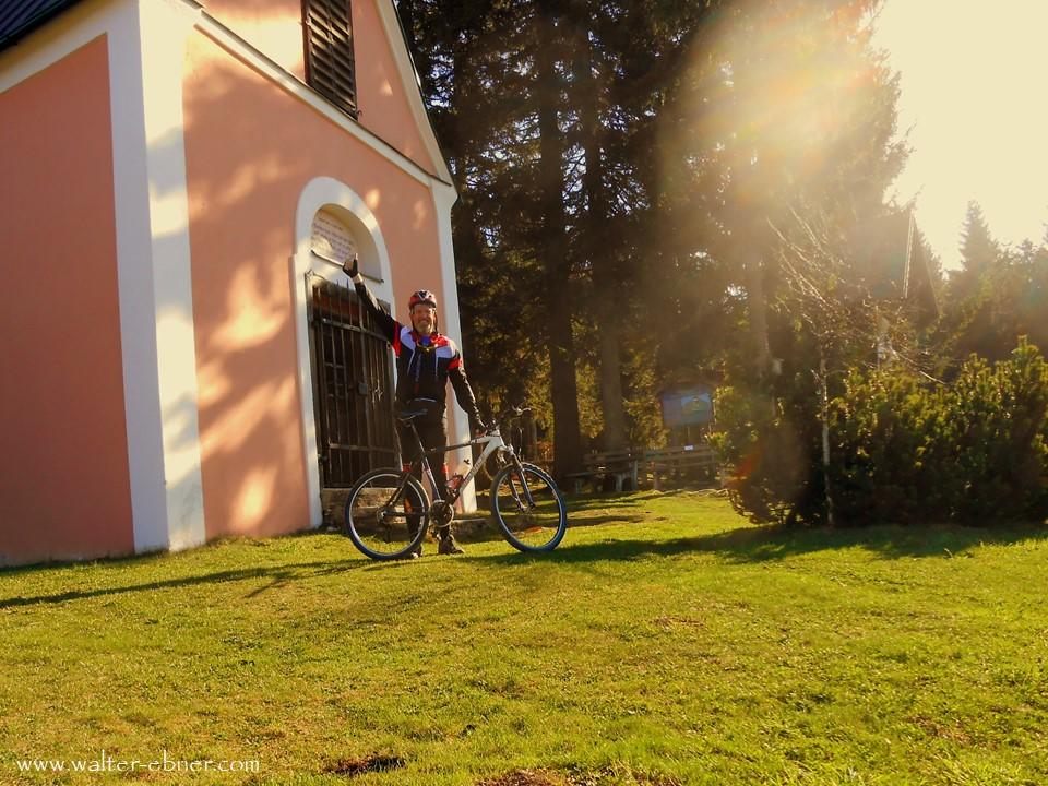 19.04.2018 - die erste Radtour im Jahr 2018, natürlich auf die Wildwiese