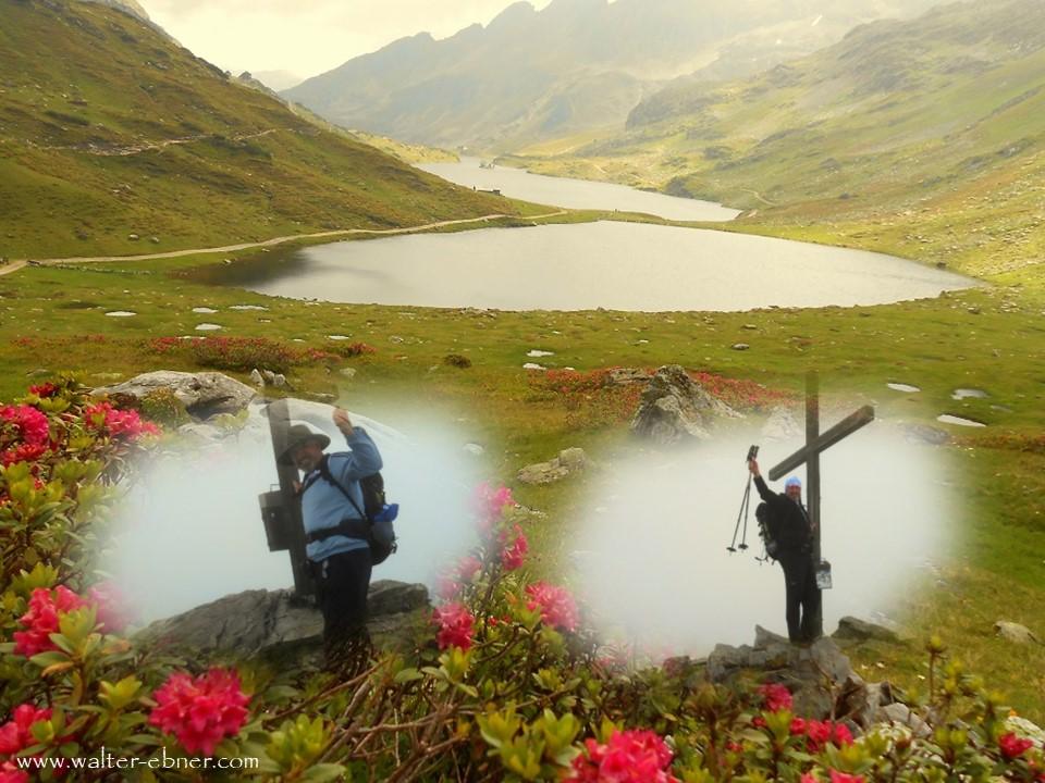 30.06.2018 - Giglachseen und die Steirische sowie die Lungauer Kalkspitze bestiegen
