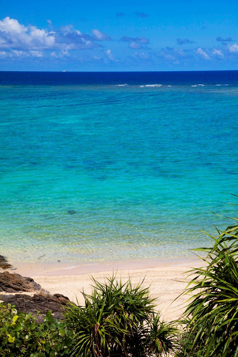 沖縄写真 風景 沖縄の海