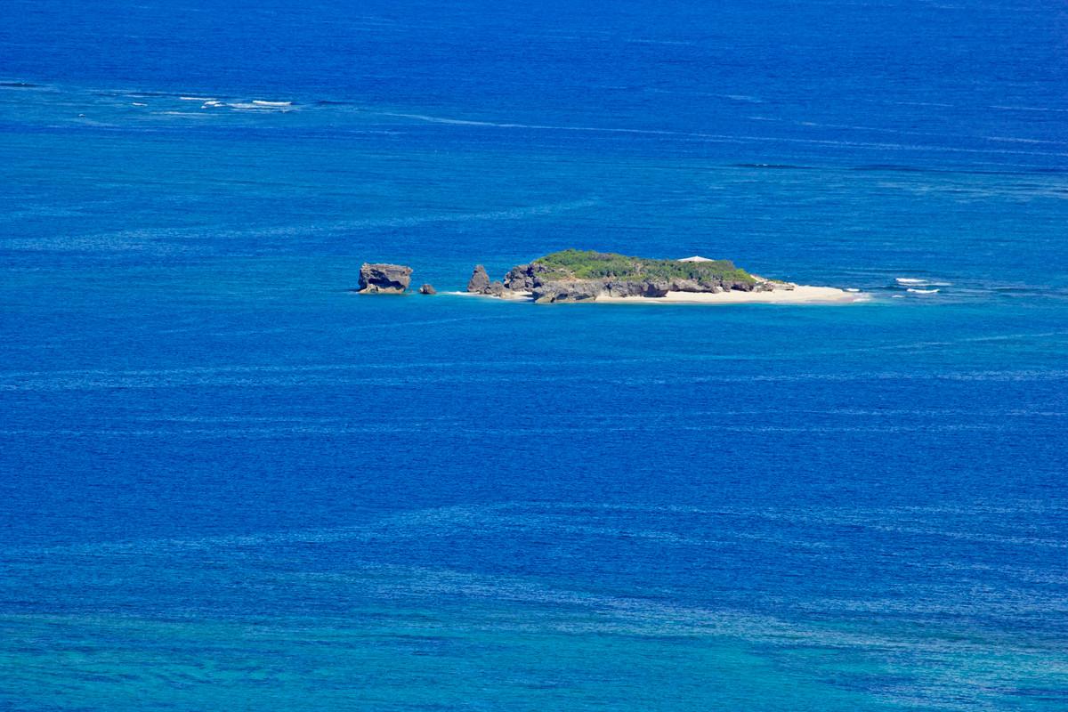 沖縄写真 コマカ島 沖縄南部