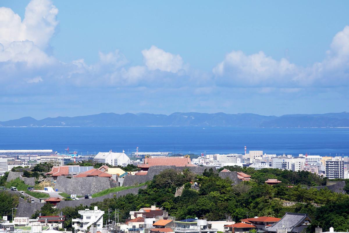 沖縄写真 首里城 慶良間諸島