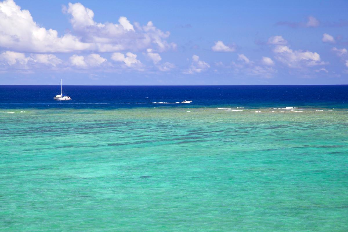 沖縄写真 沖縄の海
