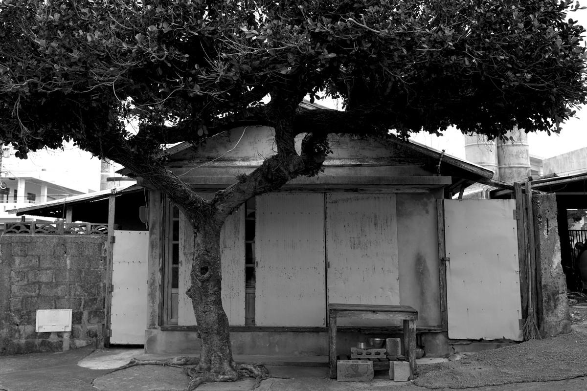 沖縄写真 南部の民家