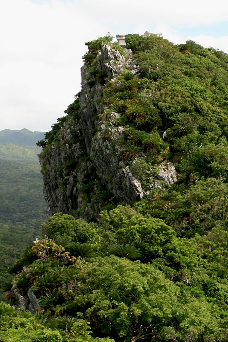 沖縄写真 安須森御嶽(アスムイウタキ) シヌクシ嶽