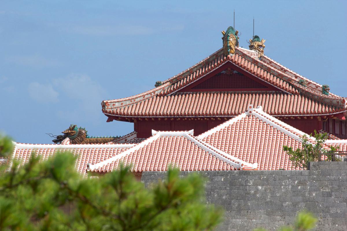 沖縄写真 首里城 沖縄の世界遺産