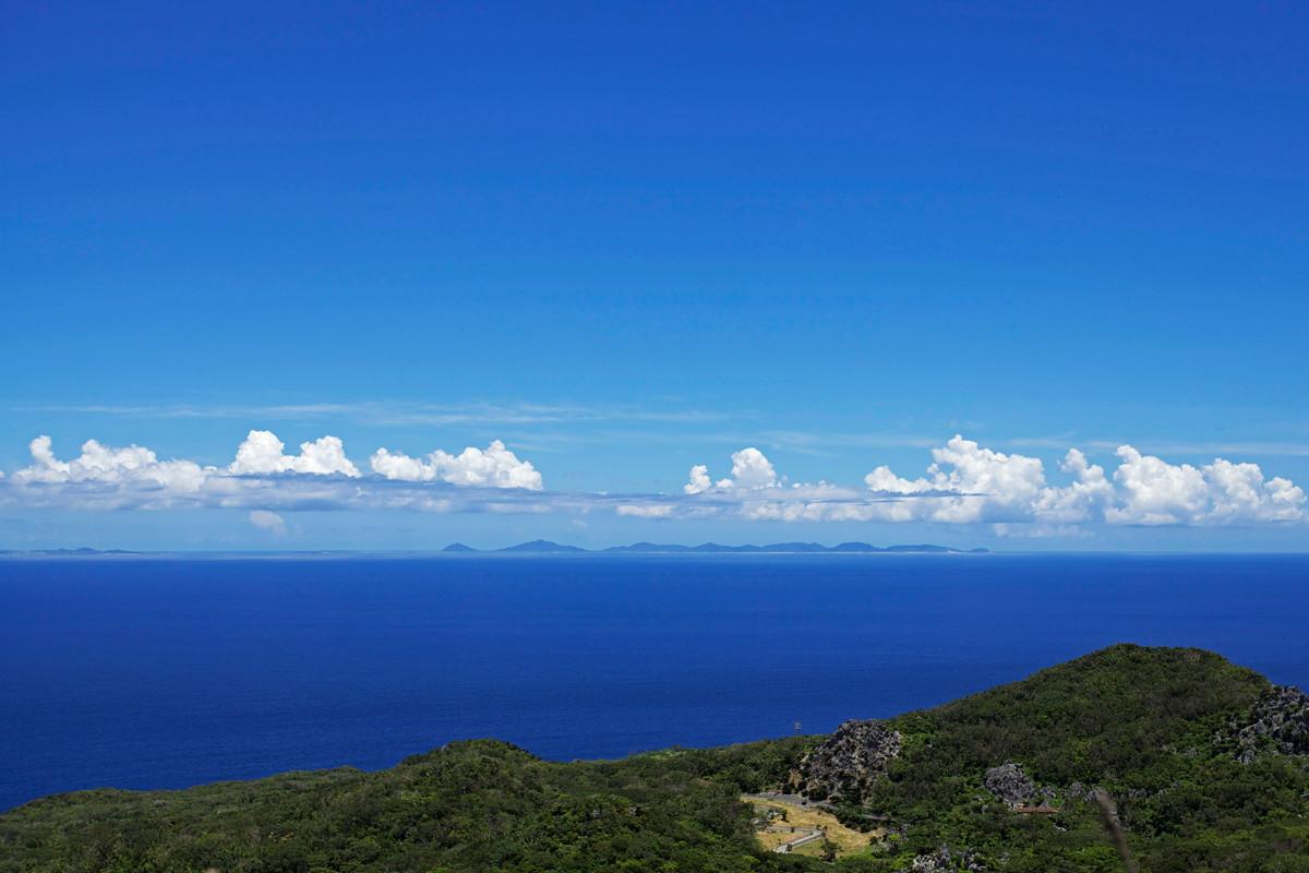 沖縄写真 伊平屋島