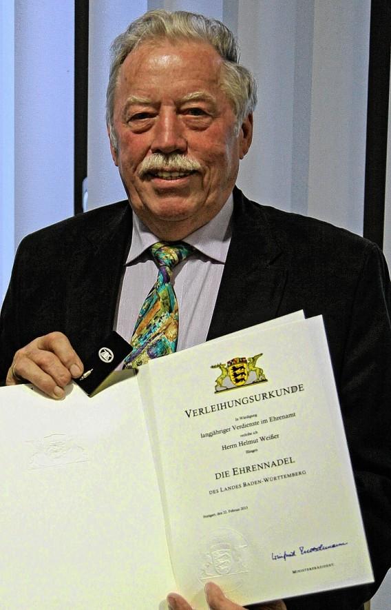 Helmut Weißer  - 17.07.2013