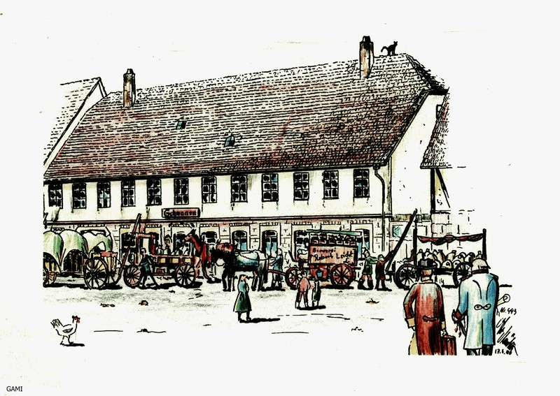 Schwanen   (Gottlob Conradt)