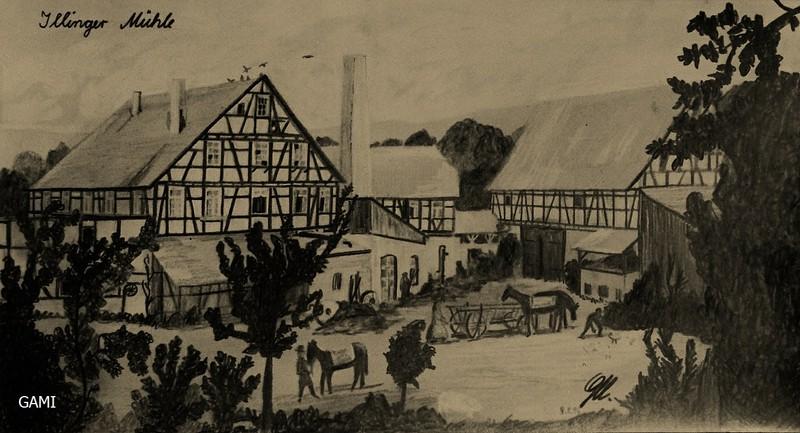 Illinger Mühle