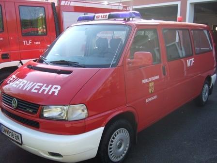 MTF (VW Caravelle - Baujahr 1997)