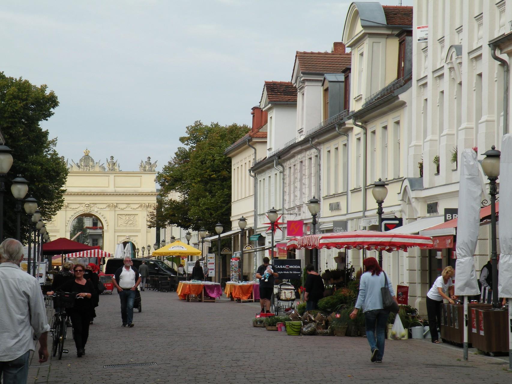Potsdam/Holländisches Viertel