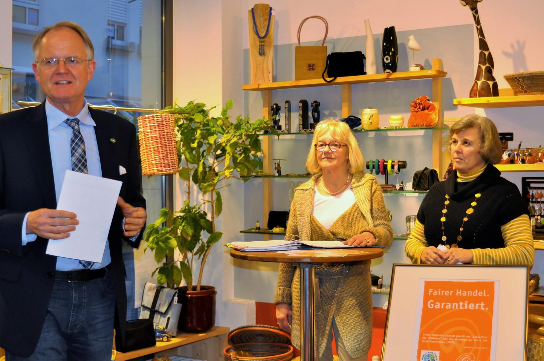 Oberbürgermeister: Hans-Dieter Schlimmer