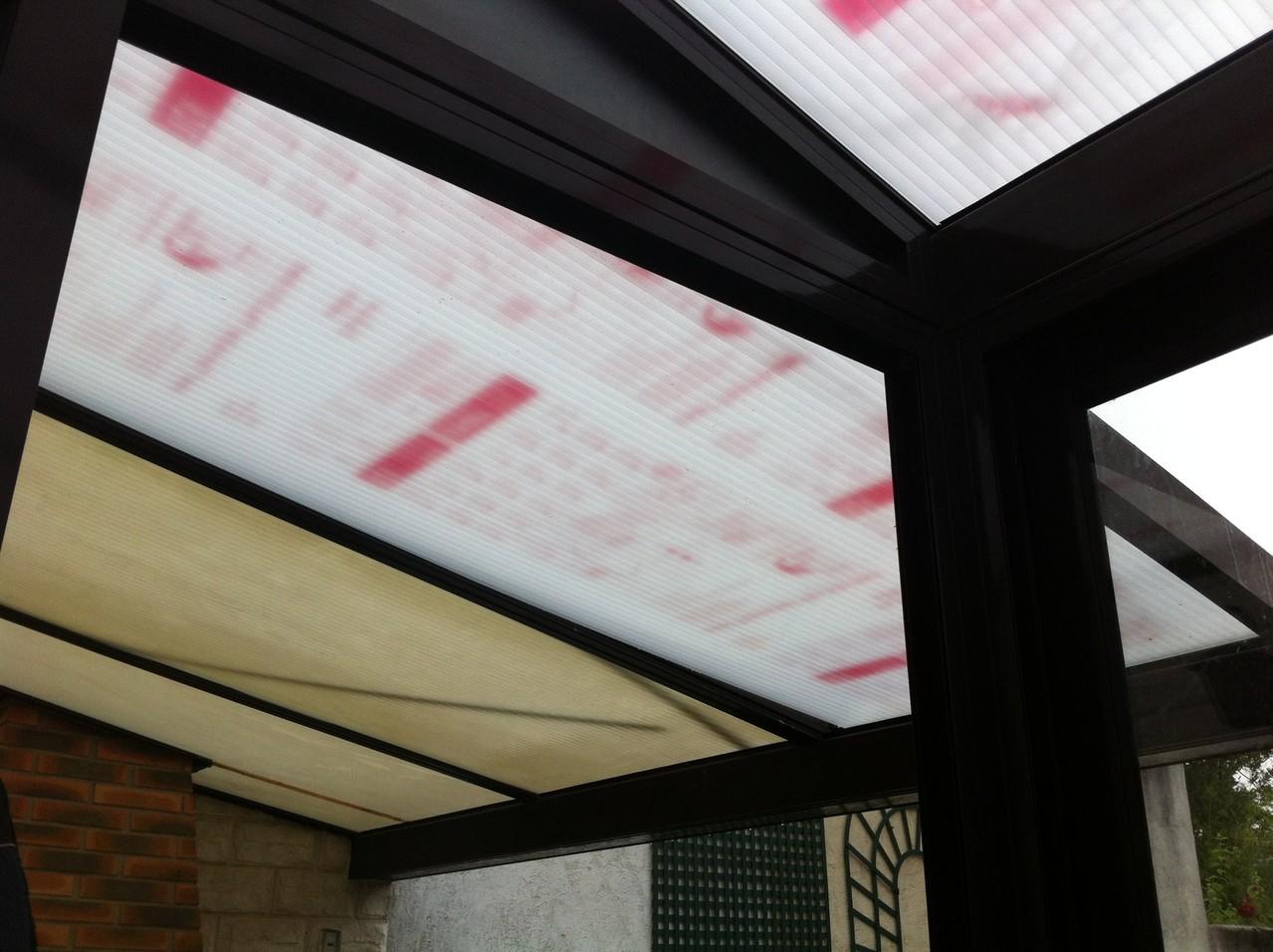 remplacement de toiture en cours