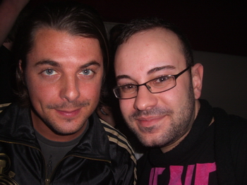 The Legend: AXWELL (2008)