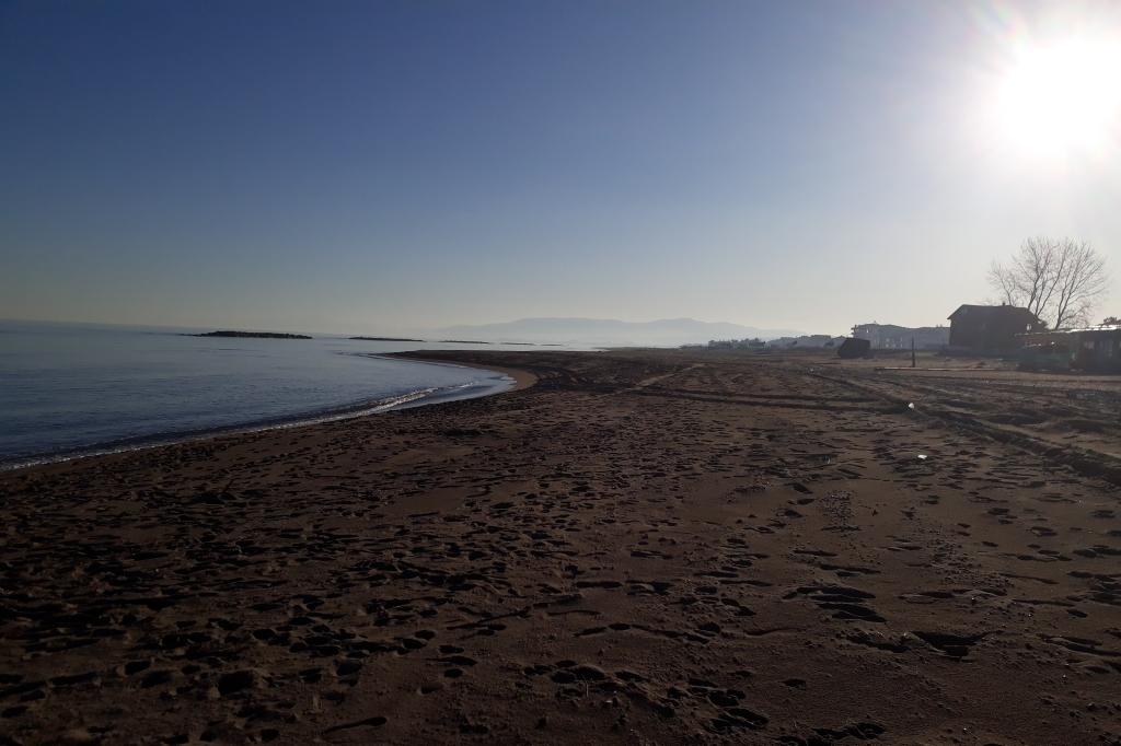 Bucht in Karasu